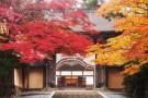 """留宿寺院体验坐禅,晚餐时体验日本自古以来素食主义者的""""精进料理"""""""