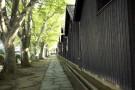 富商街道酒田的重要文化财产,旧鐙屋,旧青木本邸