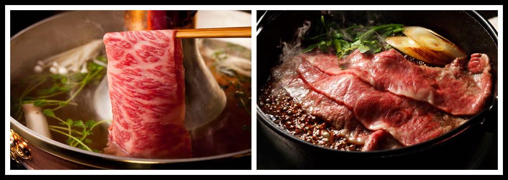 (TOKYO) Private transfer for Michlin one star Japanese SUKIYAKI or SHABUSHABU Dinner