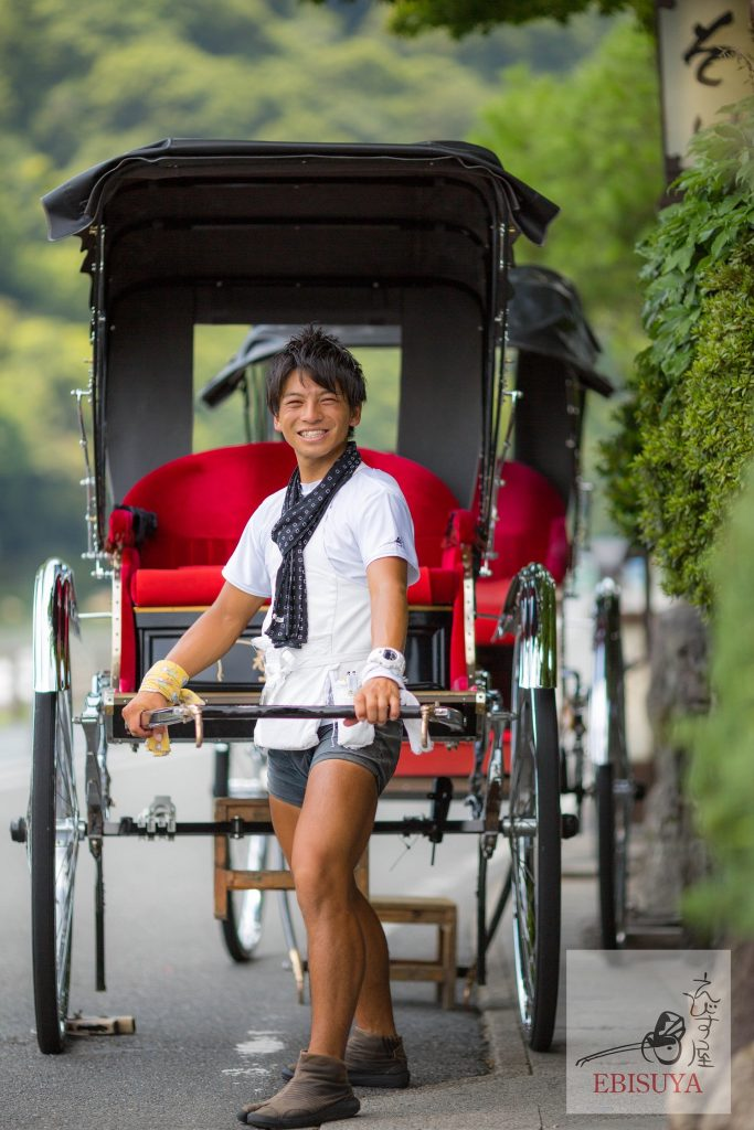 (KYOTO) Arashiyama English speaking RICKSHAW tour with WASHOKU LUNCH (Halal, Vegetarian friendly menu available)