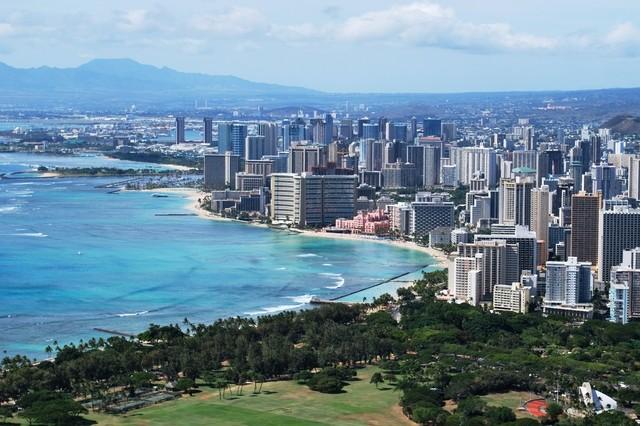 ハワイ - ホノルル