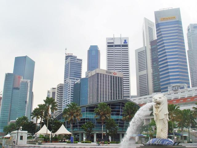 米朝首脳会談中のシンガポール市内の警備について