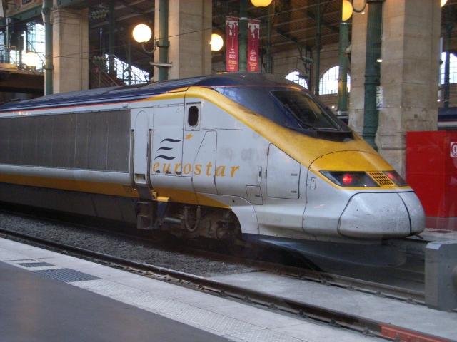 ロンドン~アムステルダム間のユーロスター運行開始